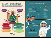 AGDA Posters (Front & Back)