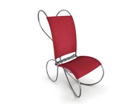 Modern Braided Chair Design