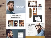 The Shave website