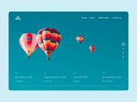 Birthday Gift Website