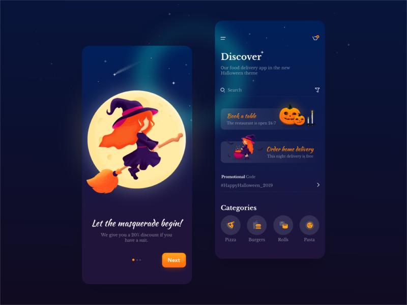 Halloween Promo Offer