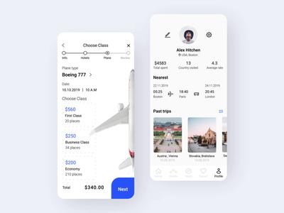 Travel App (part II)