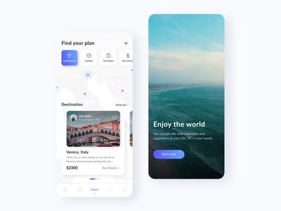 Travel World App
