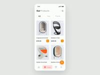 E commerce mobile app best app motion design product design products e-shop e-commerce interaction app typogaphy furniture mobile chair cart ux concept design icon animation after effect ui motion design