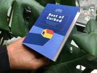 """""""Best Of Curbed"""" 2018 booklet"""