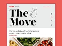 Eater newsletter
