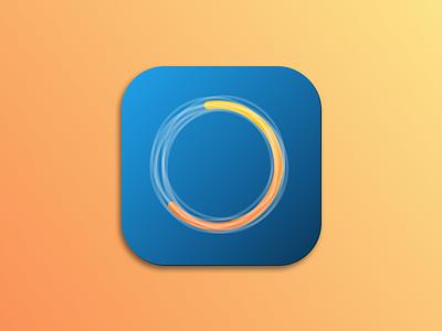 Daily UI 005 - App Icon 004 icon app mobile dailyui