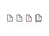 File Upload Icons