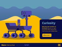 Mars Interactive: Curiosity