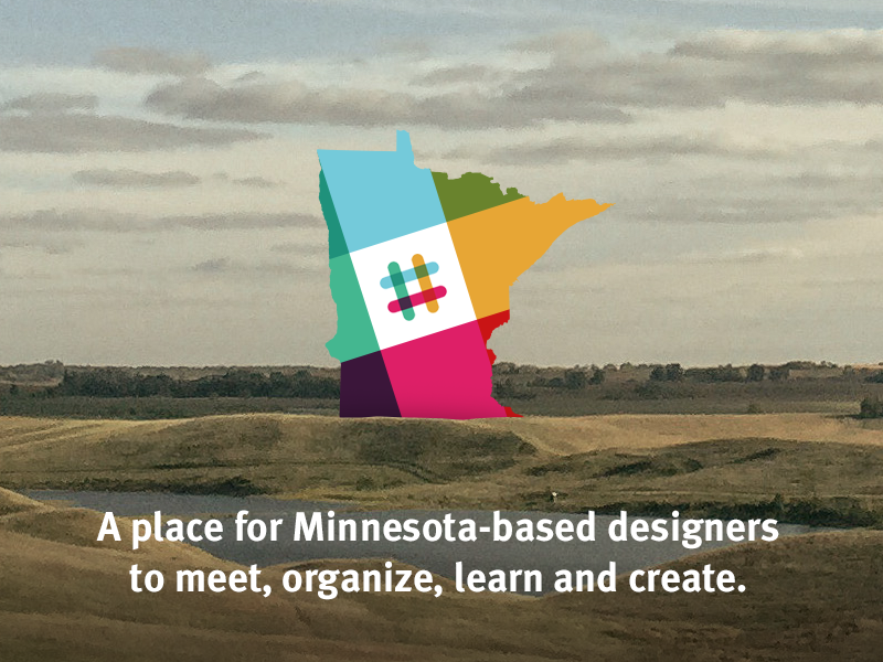 Minnesota-based Designer Slack Group twin cities minneapolis slack design minnesota