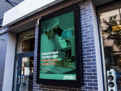 Phalomedic Ad Board