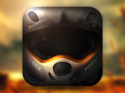 DH Helmet app icon