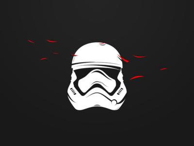 Storm Trooper vectors sketch star wars illustration