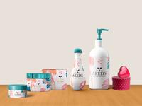 Seed Oil Cosmetic Branding Mockup