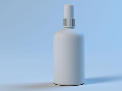 Oil Bottle Model