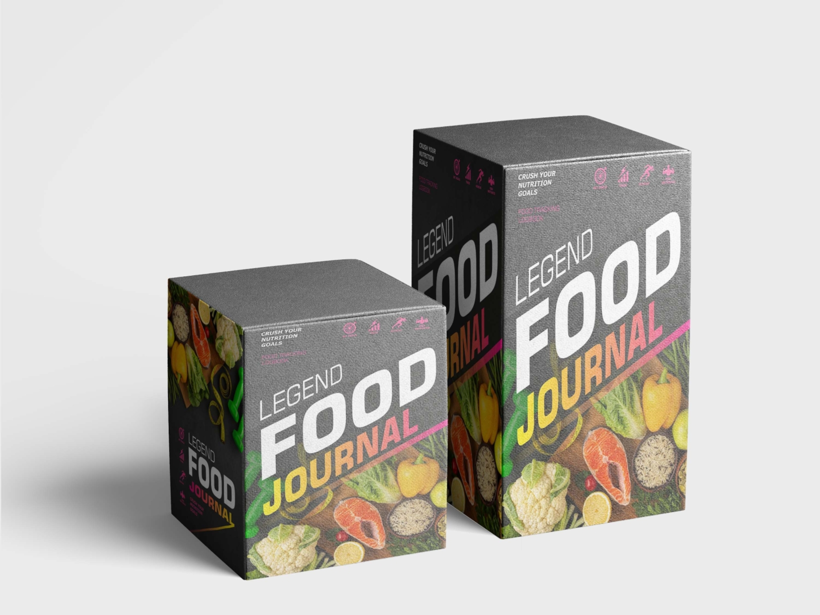 Free Food Box Mockup By Arun Kumar On Dribbble