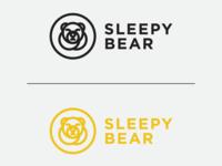 Sleepy Bear - The Logomark