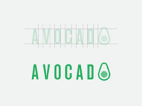 Avocado - Logotype