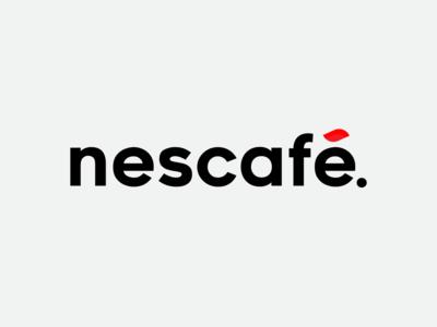 Nescafé - Logo Redesign