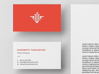 Targaryen - Identity Design