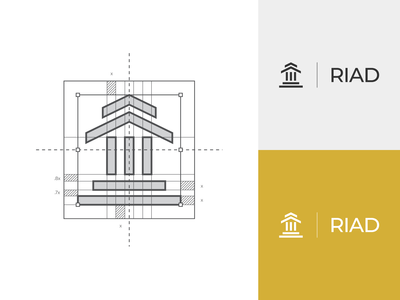 RIAD - Logo Construction