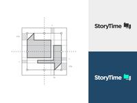 StoryTime - Logo Construction
