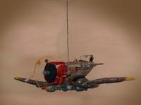 Vulture Plane