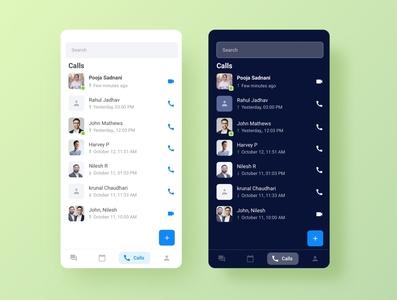 Enterprise Call Mobile App