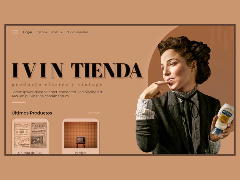 Ivin Shop | Spanish