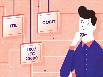 Choices! ITIL vs COBIT vs ISO