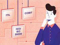 Choices! ITIL vs COBIT vs ISO