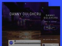 Danny Dulgheru Website