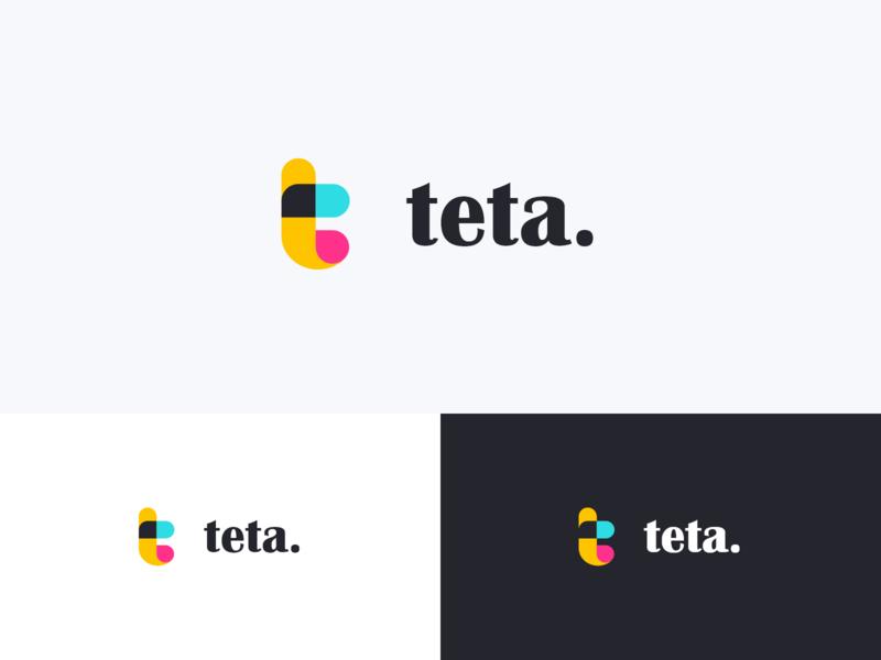 teta. WP theme logo