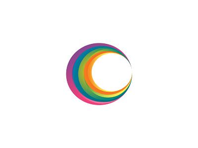 C logo app icon branding design visual identity visual design app branding brush stroke stroke c letter c colour app logo colour logo app logo