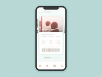 Movie Ticket Mobile Application Design