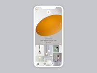 Lighting Retail Mobile Application Design