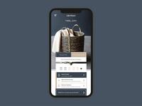 Laundry Service Mobile Application Design