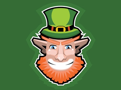 Leprechaun Logo