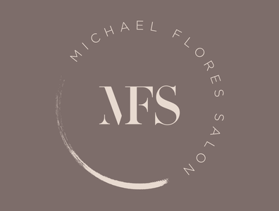 MFS Logo typography vector branding brand abstract minimal logo modern design