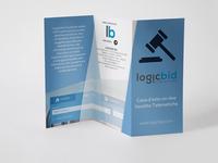 Logicbid Trifold Brochure