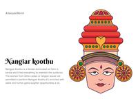 Nangiar Kootu_Art-form of Kerala