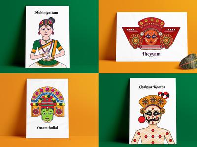 llustrative Art-forms of Kerala