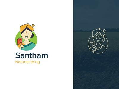 Sandham Logo_Brand Identity