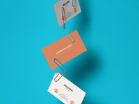 Pawster Pets Business Cards