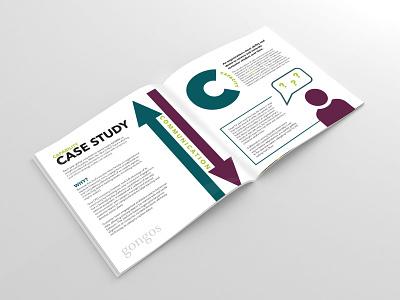 Square Booklet Layout & Vector Graphics booklet design booklet layout design layoutdesign layout design branding illustrator vector art graphic design vector