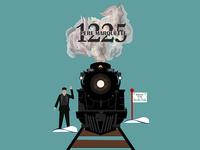 The Pere Marquette 1225 Steam Train