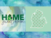 """Home Sweet Home """"Up North"""" Designs"""