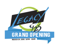 Legacy 925 Grand Opening Logo Concepts