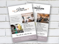 Inn on Water Street Print Marketing
