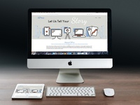 Marketing Firm Website Banner